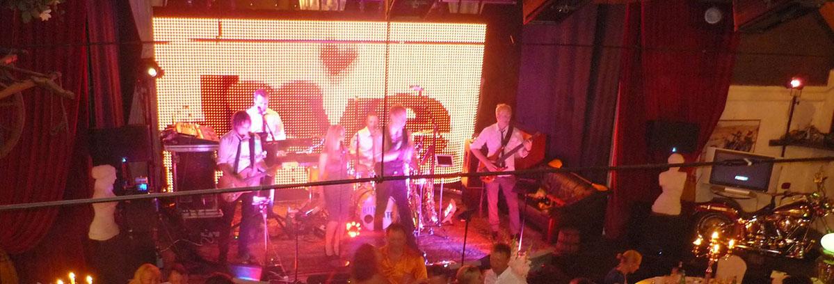 Blind date band ohio